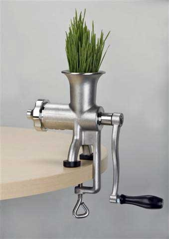Miracle Manual Stainless Steel Juicer